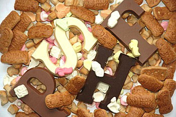 chocolate-letters